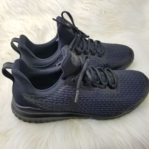NIKE Renew Rival Black running Shoes Sneakers 9